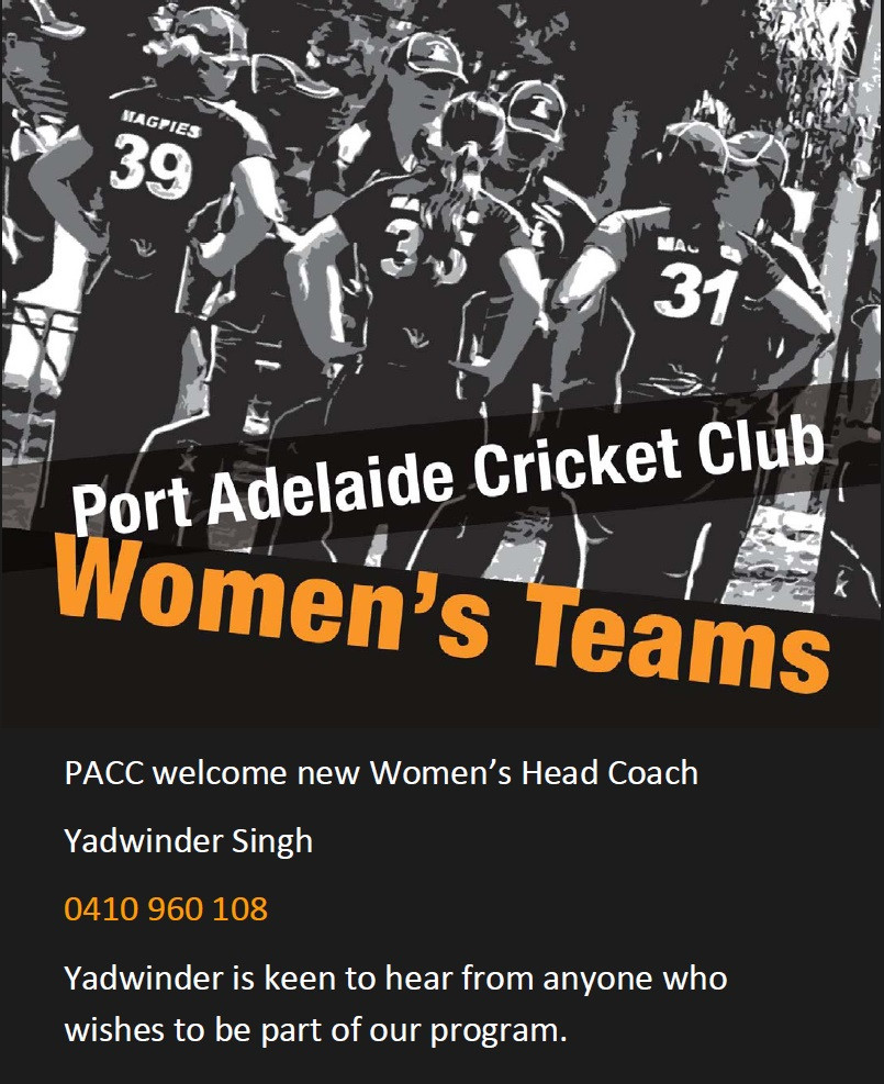 PACC new Womens Head Coach