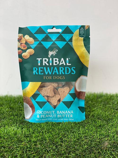 Tribal Rewards Coconut, Banana & Peanut Butter