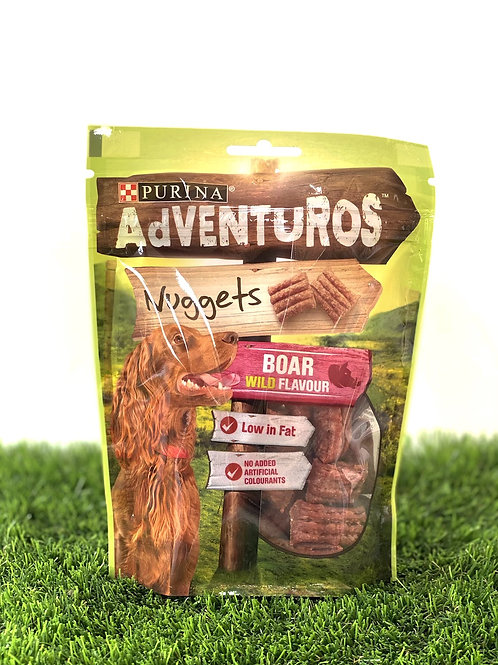Adventuros Boar Wild Flavour Nuggets