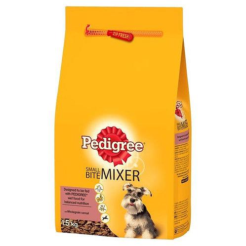 Pedigree Mixer Original Small Bite 1.5kg