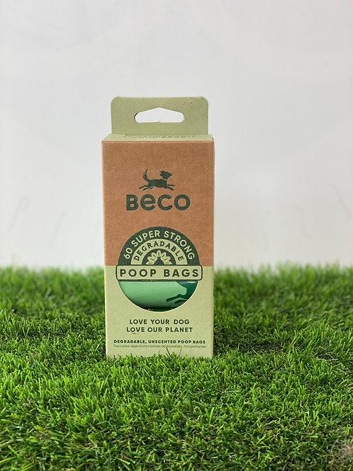 Beco Poop Bags (60 Bags)