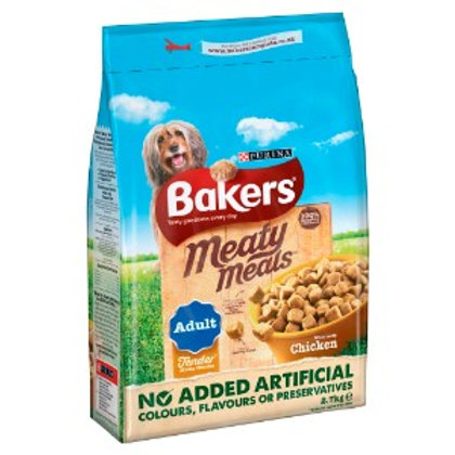 Bakers Adult Meaty Meals, Chicken