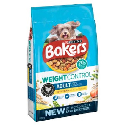 Bakers Adult Weight Control, Chicken