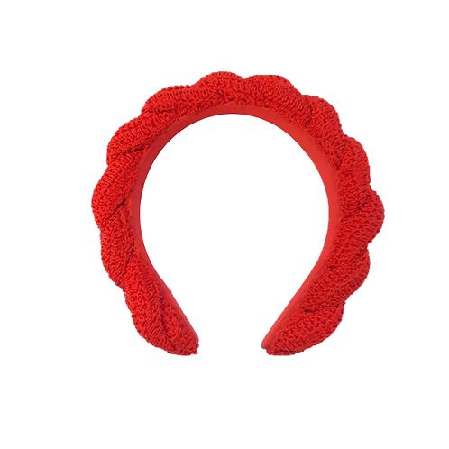 Headband trenza