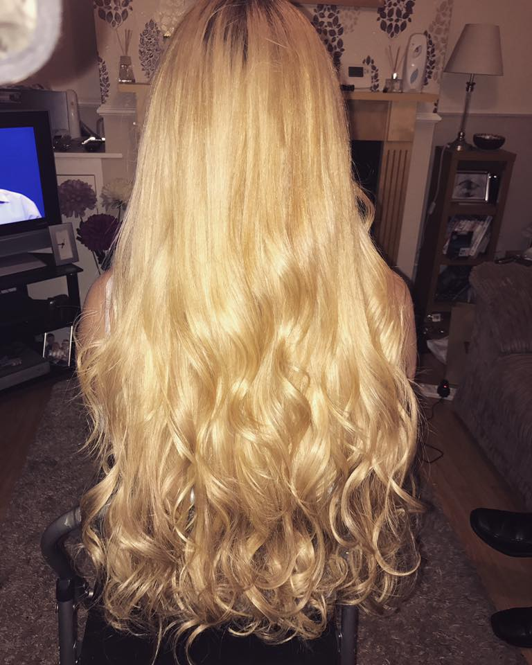 samantha jones hair extensions and hair extension training