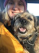 Baxter in the Car.JPG