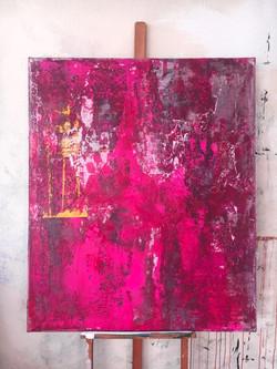 100cm x 120cm Acryl auf Leinwand