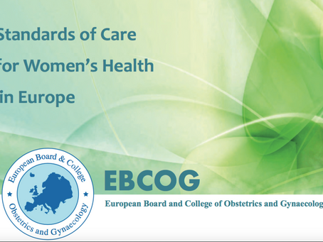 Standard of care published