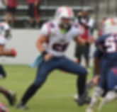 USA Offensive Lineman Jack Pirinelli