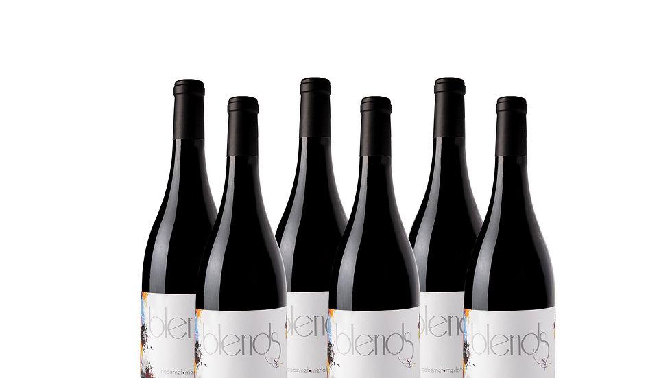 Seis botellas de BlendsBySFG