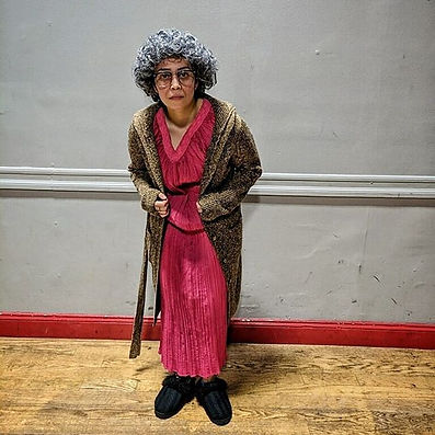 Your favorite grandma is coming back to
