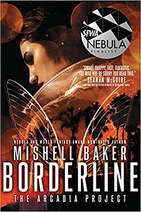 The Arcadia Project - Borderline (Book 1)