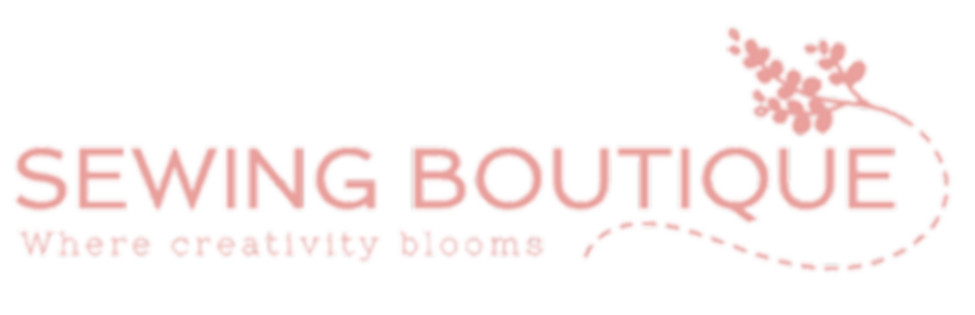 Sewing Boutique Logo
