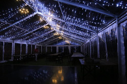 Clear Roof Fairy Lights