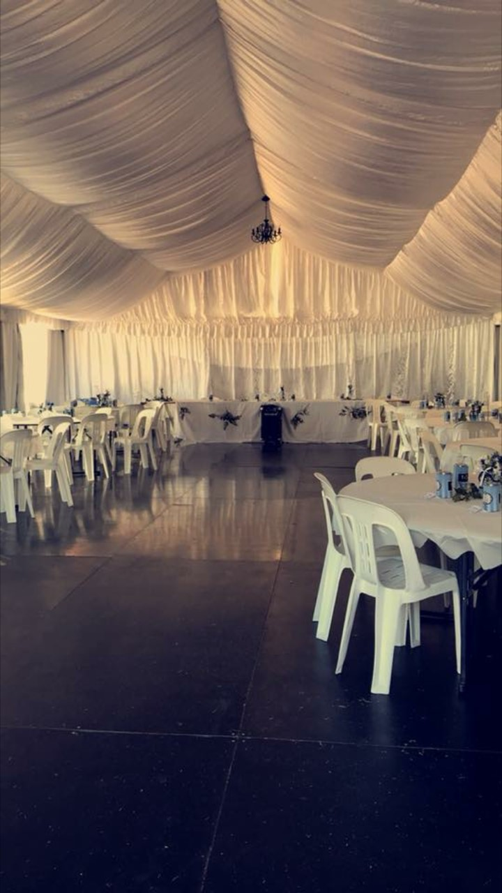 Wedding Marquee 1