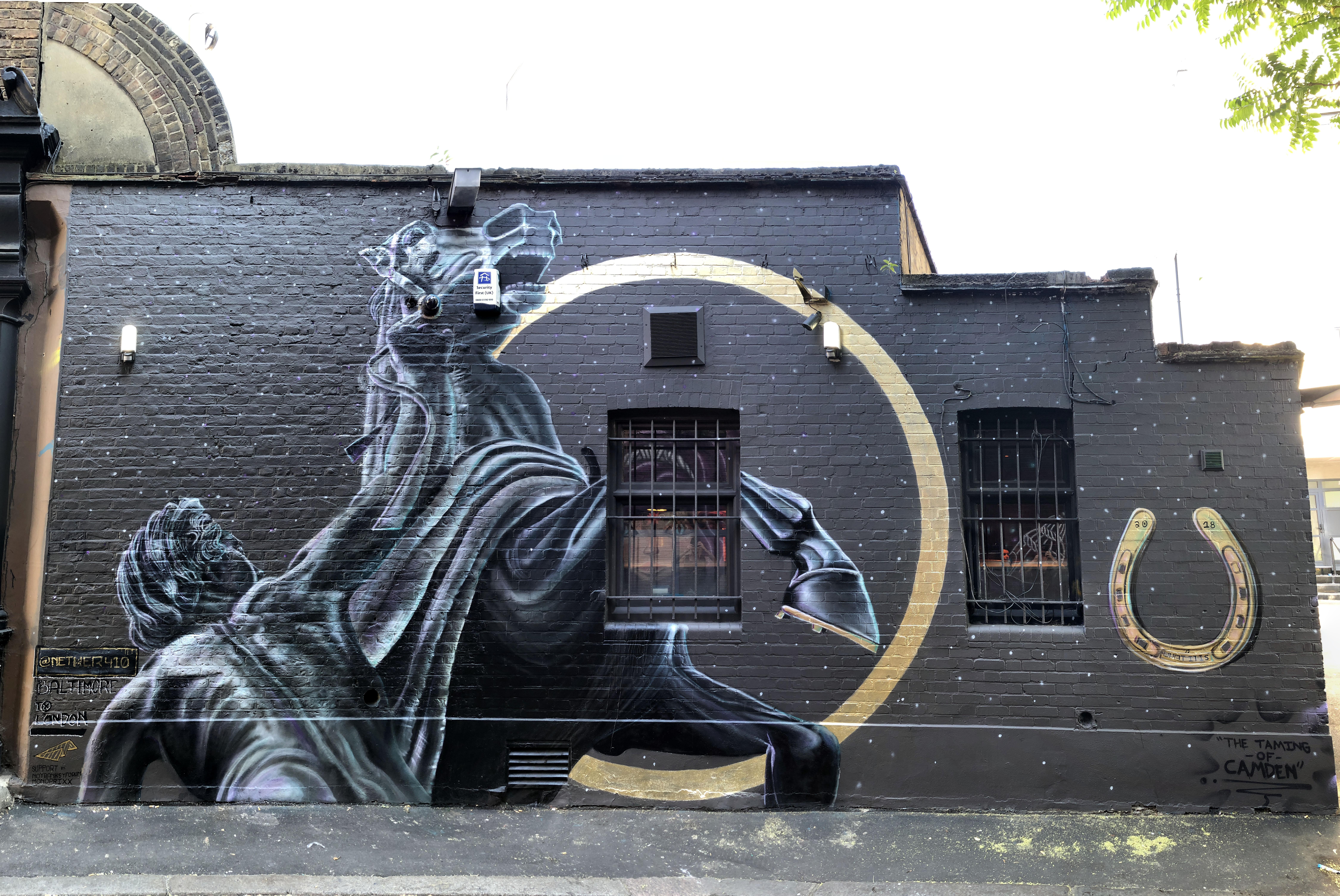 Camden, London, UK