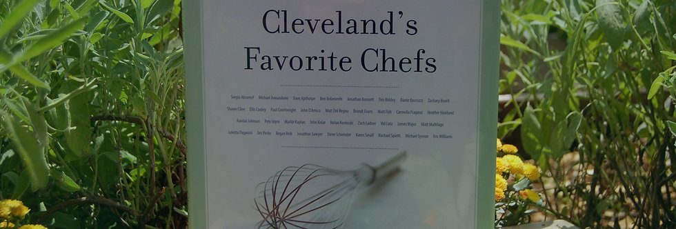 Cookbook: In The Kitchen With Cleveland's Favorite Chef
