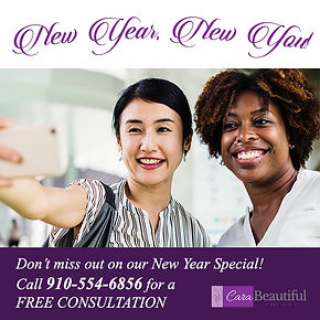 Carabeautiful, New Year's Ad
