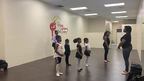 Cheerleader Workshop at Revamp Contemporary Dance Company