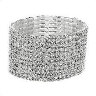10 Row Stretch Bracelet