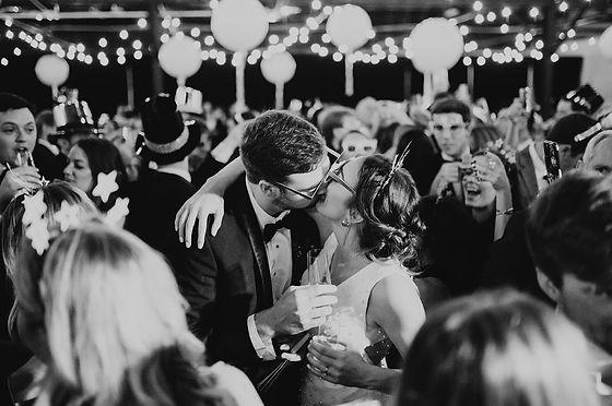 NYE Nashville Wedding - Track One Venue