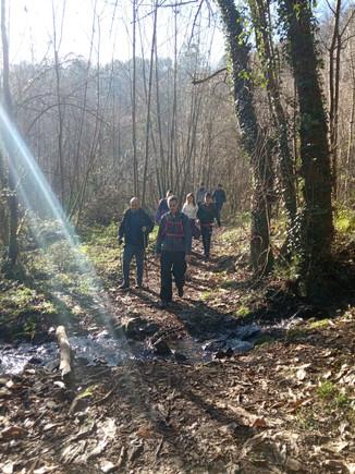 """Trekking """"Camino de Santiago"""""""