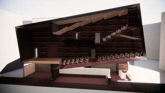 Centro Socio Cultural y Auditorio de Grado