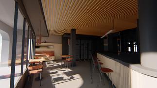 Cafetería Restaurante en Grado