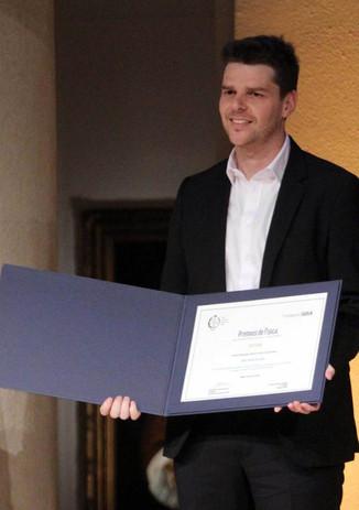 Premio RSEF-Fundación BBVA 2014