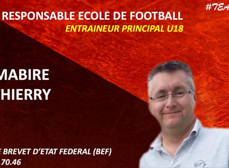 Thierry Mabire prolonge au FCBO