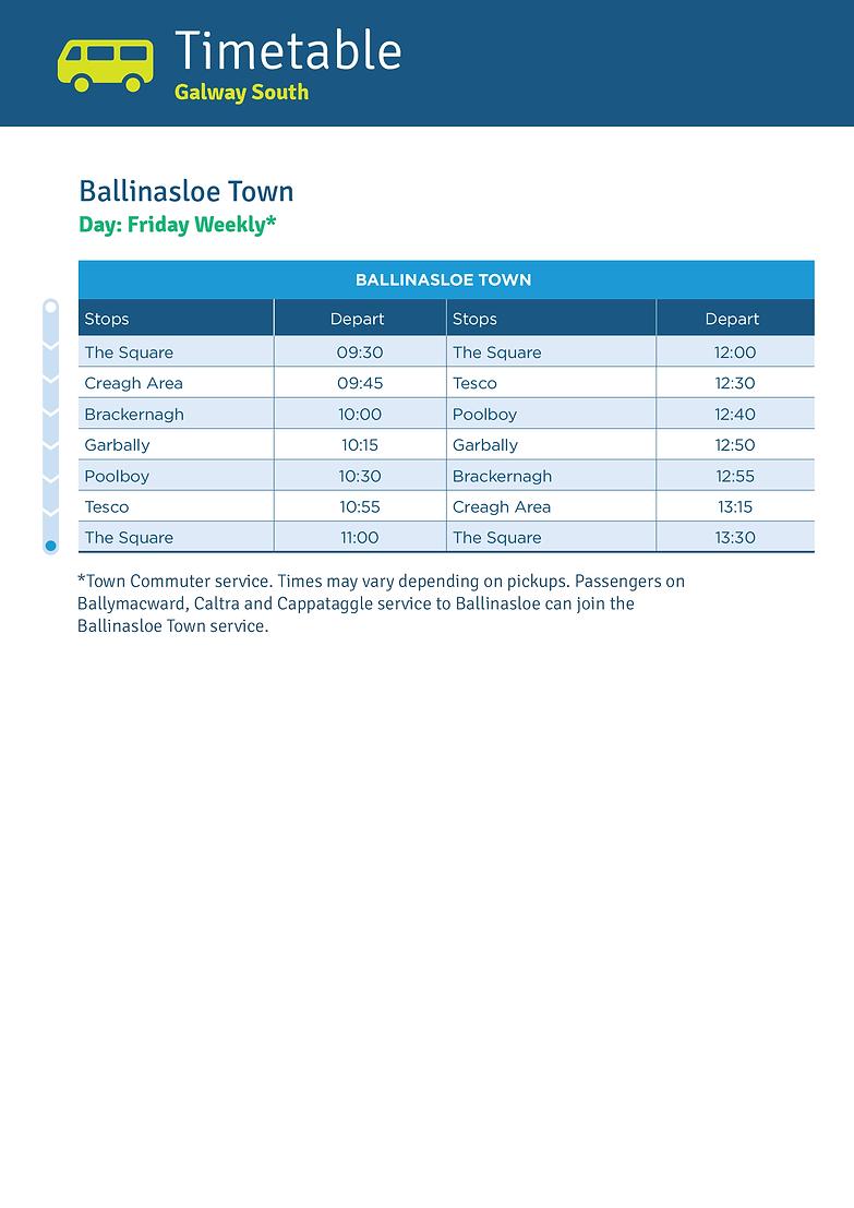 Ballinasloe Town