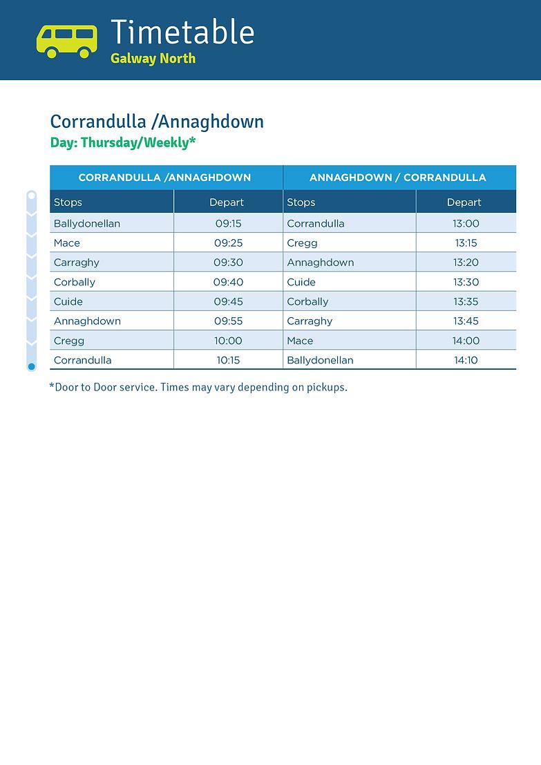 Corrandulla/Annaghdown
