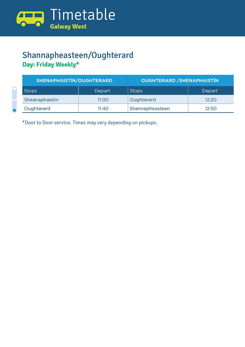 Shenaphaistín/Oughterard