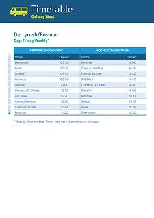 Derryrush/Rosmuc
