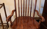 spindleChair