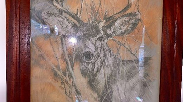 paintingDeer