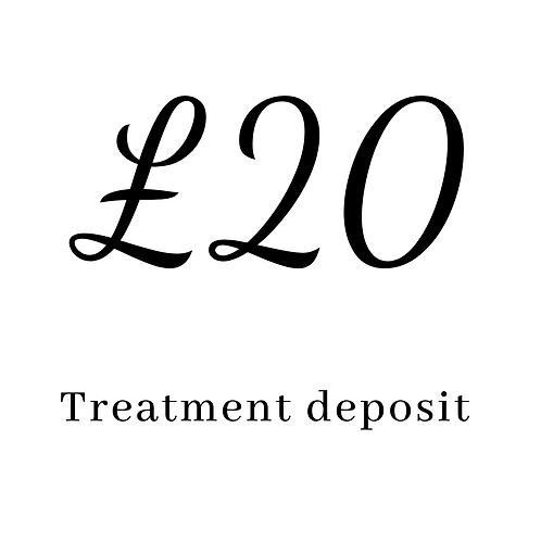 £20 deposit