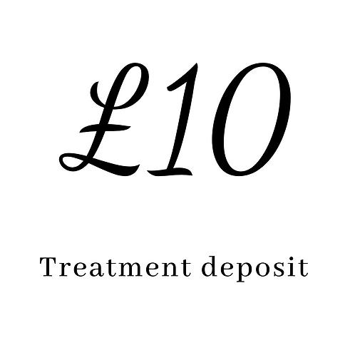 £10 Deposit