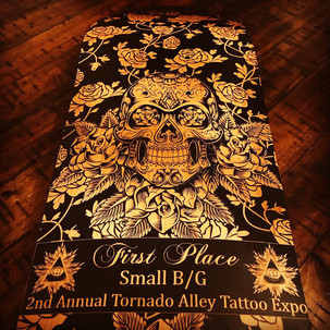 Tornado Alley Tattoo Expo
