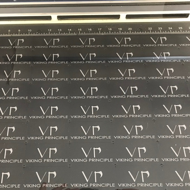 Viking Principle Business Cards