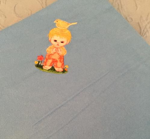 Receiving Blanket-M005