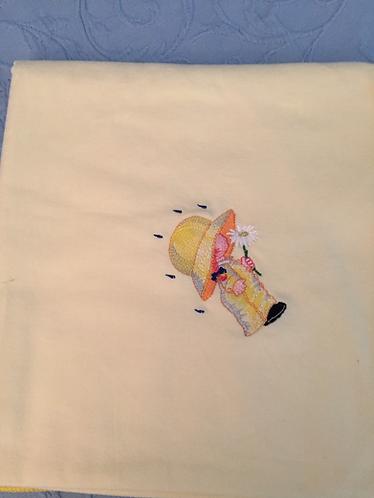 Receiving Blanket-U001