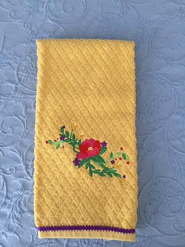 17-138 Tour de Fleur on Mustard