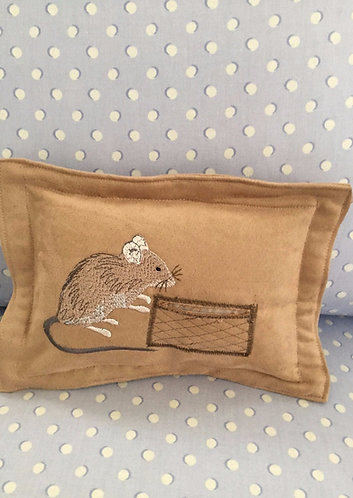 Mouse & Container Pillow