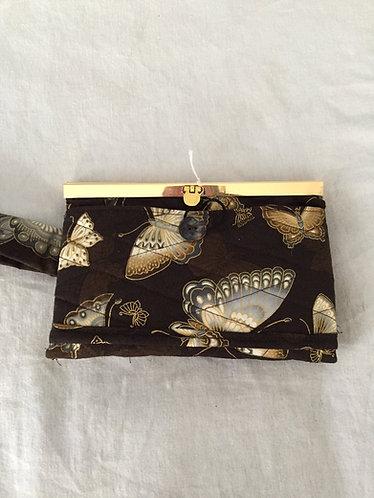Clutch Wallet-Butterfly