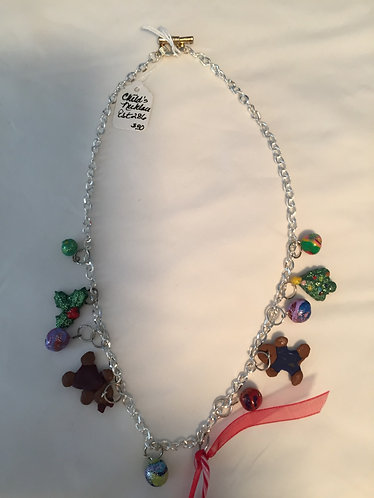 Christmas Necklace,Childs