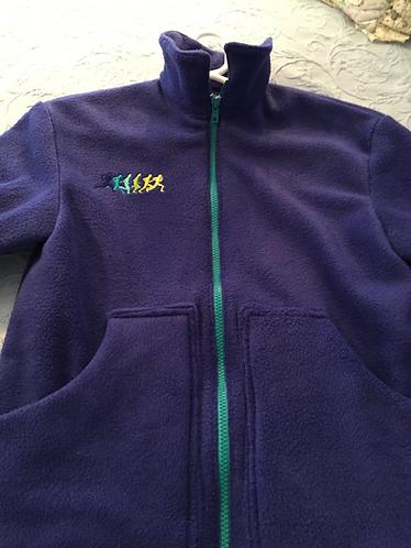 Fleece Jackets-Emboidered