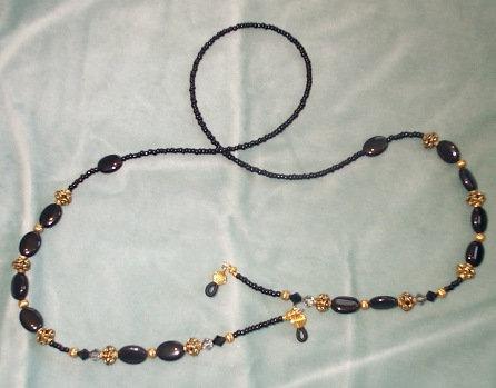 Glasses Chain - J10