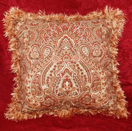 Pillow (Ornate)