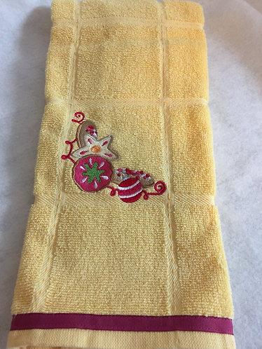 17-120 Christmas Cookies on Lemon